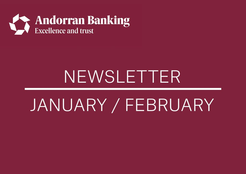 January newsletter Andorran Banking