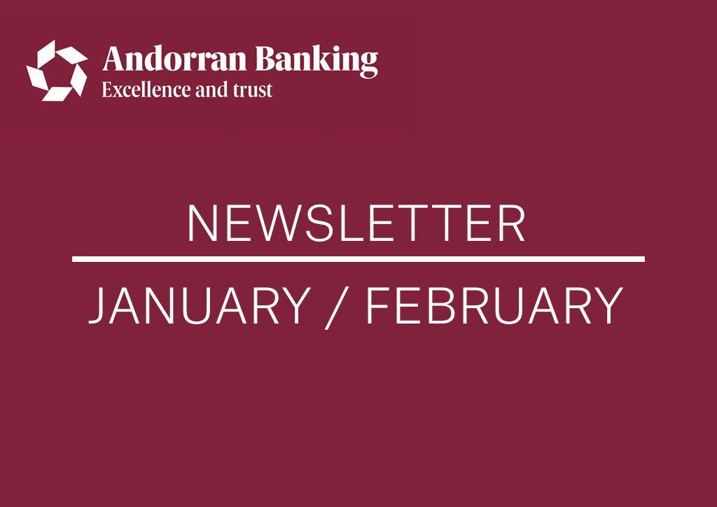 Newsletter andorran banking